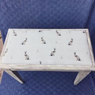 Hare Piano Stool