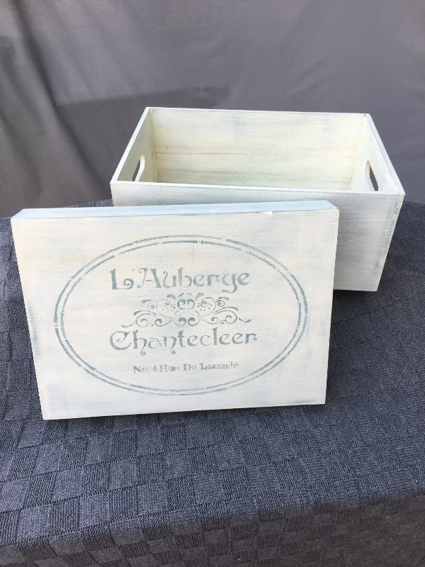 Shabby Chic Keepsake Box
