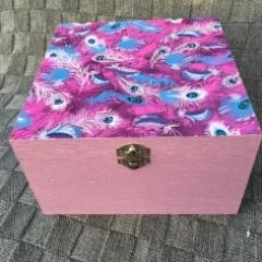 Peacock box