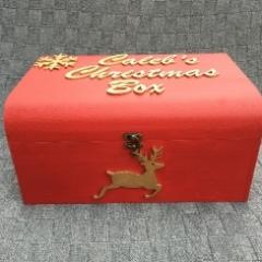 individual Christmas box