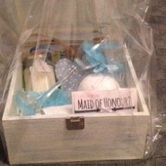 Wedding Pamper Box