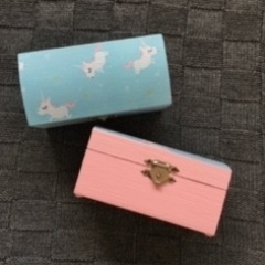 Unicorn Mini Pirate Chests