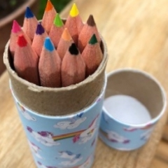Unicorn Pencil Pot