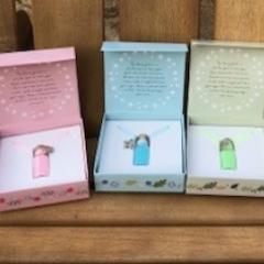 Fairy Glitter Necklaces