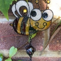 Bee windchime