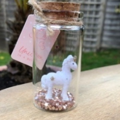 Unicorn in a jar