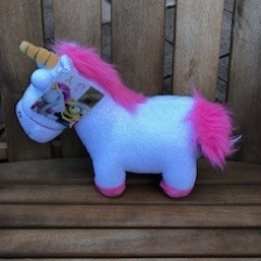 Despicable Me Unicorn Toy
