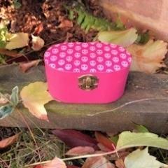 Pink Skull Box