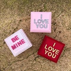 6cm Valentine boxes