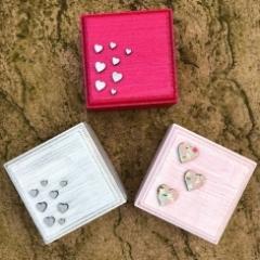 9cm Valentine Boxes