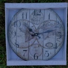 Vintage World Clock