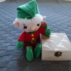 Elf and Box